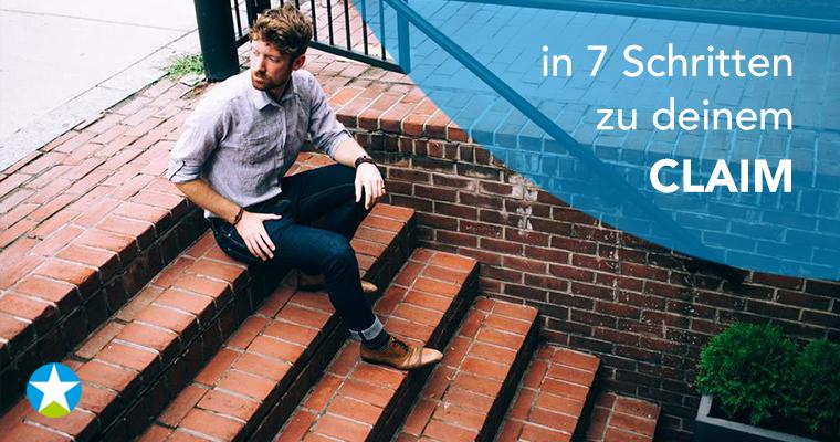 7 Schritte zum eigenen Claim